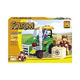 "Конструктор ""Ферма: Трактор"" (103 детали), 28401, фото"