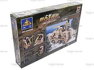 Конструктор Field Army, 180 деталей, KY84026, toys.com.ua