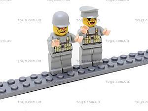 Конструктор Field  Army, 183 детали, KY84027, магазин игрушек