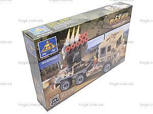Конструктор Field  Army, 210 деталей, KY84025