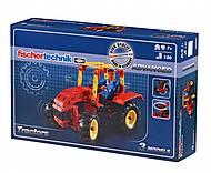 Конструктор fisсhertechnik ADVANCED Тракторы, FT-520397, фото