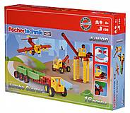 Конструктор fisсhertechnik JUNIOR Стартовый набор, FT-511930
