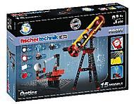 Конструктор fisсhertechnik PROFI Oптика, FT-520399, фото