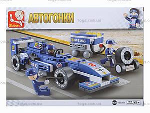 Конструктор Formula Car 2, 196 деталей, M38-B0351, цена