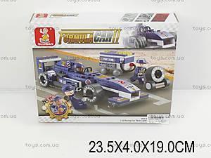 Конструктор Formula Car 2, 196 деталей, M38-B0351, купить