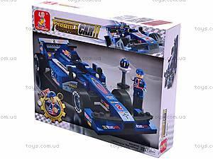 Конструктор Formula Car 2, 287 деталей, M38-B0353