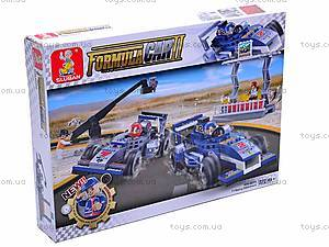 Конструктор Formula Car 2, 300 деталей, M38-B0355