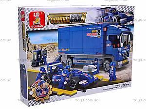 Конструктор «Formula Cars 2», M38-B0357