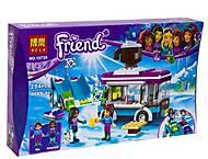 Конструктор «Friend: горнолыжный курорт», 10729, купить