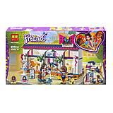 Конструктор «FRIENDS»  « Магазин аксессуаров Андреа» (коробка) 298 дететалей, 11033