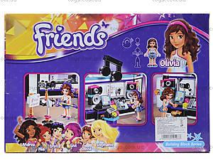 Детский конструктор Friends, 175 деталей, 10403, фото