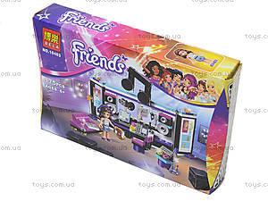 Детский конструктор Friends, 175 деталей, 10403, отзывы