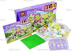 Детский игровой конструктор Friends, 10159, фото