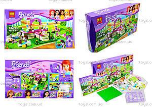 Детский игровой конструктор Friends, 10159