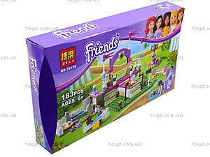 Детский игровой конструктор Friends, 10159, отзывы