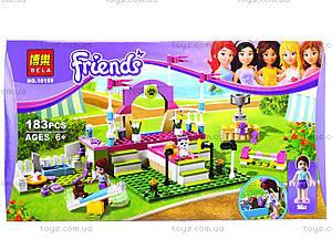 Детский игровой конструктор Friends, 10159, цена