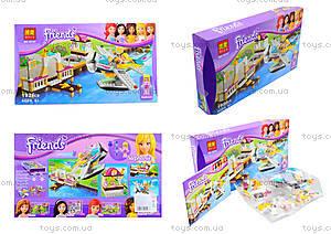 Игровой конструктор Friends для детей, 10157