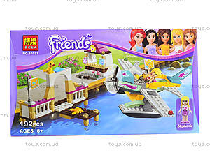 Игровой конструктор Friends для детей, 10157, отзывы