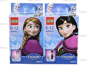 Детский конструктор Frozen, 1002-16
