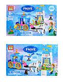 Детский конструктор с героями «Frozen», 8008, купить