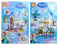 Конструктор «Frozen», 836 деталей, 8007
