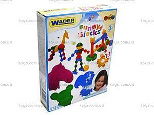 Детский конструктор Funny blocks, 41830, цена