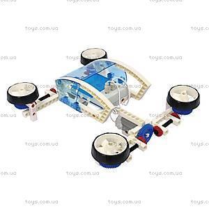 Конструктор Gigo «Автомобиль будущего», 7392, игрушки