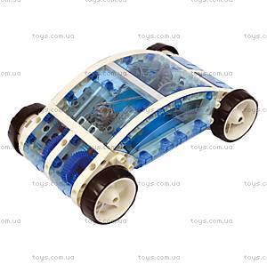 Конструктор Gigo «Автомобиль будущего», 7392, детские игрушки