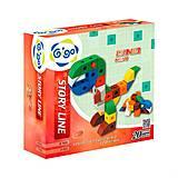Конструктор Gigo «Динозавры - Мини», 7420