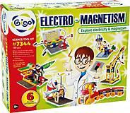 Конструктор Gigo «Электромагнетизм», 7344, фото