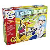 Конструктор Gigo «Электрическая энергия», 7059, отзывы
