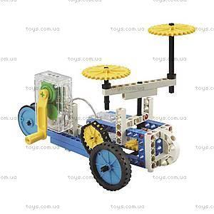 Конструктор Gigo «Электрические машины», 7326, детские игрушки