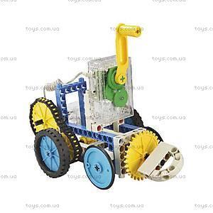 Конструктор Gigo «Электрические машины», 7326, магазин игрушек