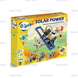 Конструктор Gigo «Энергия солнца», 7349