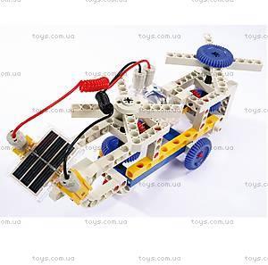 Конструктор Gigo «Энергия солнца», 7349, игрушки