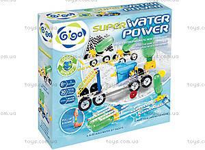 Конструктор Gigo «Энергия воды. Макси», 7375