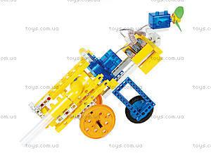 Конструктор Gigo «Катер на воздушной подушке», 7366, магазин игрушек