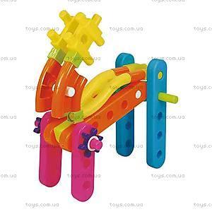 Конструктор Gigo «Мини-зоопарк», 7360, детские игрушки