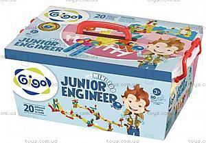 Конструктор Gigo «Мини-зоопарк», 7360