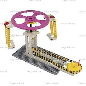 Конструктор Gigo «Сила шестерни», 7321, детские игрушки