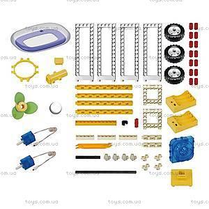 Конструктор Gigo «Сила ветра», 7367, детские игрушки