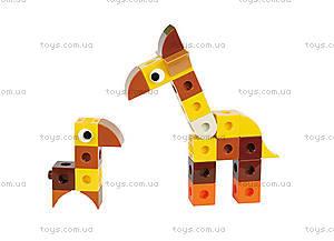 Конструктор Gigo «В мире животных. Жираф», 7256, купить