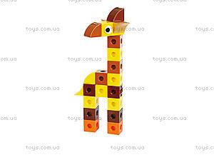 Конструктор Gigo «В мире животных. Жираф», 7256, фото