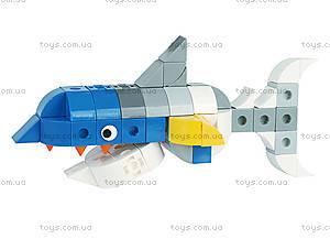 Конструктор Gigo «В мире животных. Кит», 7252, купить