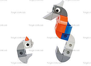 Конструктор Gigo «В мире животных. Морской конек», 7253, фото