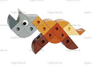 Конструктор Gigo «В мире животных. Носорог», 7257, отзывы
