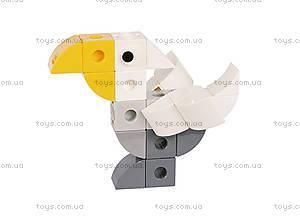 Конструктор Gigo «В мире животных. Пеликан», 7258, купить