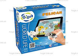 Конструктор Gigo «В мире животных. Пеликан», 7258