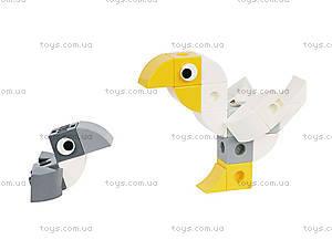 Конструктор Gigo «В мире животных. Пеликан», 7258, цена