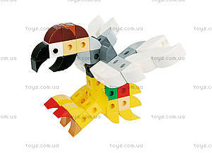 Конструктор Gigo «В мире животных. Попугай», 7259, фото
